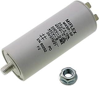 TOOGOO condensatori ABS di serie 150MFD 150uF 250V AC motore condensatore di avviamento R