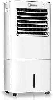 Tornfläktar Hushållsfläkt Kylskåp Fjärrkontroll Vattenkylningsfläkt Mobil Kylskåp Fjärrkontroll (Färg: Vit, Storlek: 25 * ...