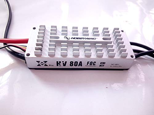 New Part & Accessories Hobbywing Combo XRotor PRO 6215 180KV 2388 Propeller 80A HV FOC V4 ESC RTF CC...