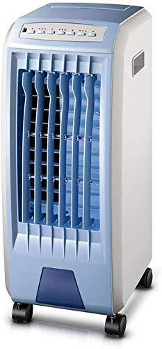 Aparato de Aire Acondicionado mecánico pequeño refrigerado por Agua Ventilador de Aire Acondicionado portátil de Tercera Velocidad para el hogar