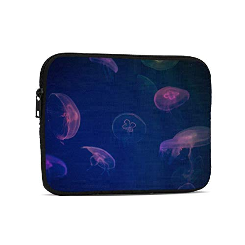 Kitten Fluttering Butterflies 9.7' Tablets Sleeve Bags Polyester Protection Cover for Ipad Air 2 / Ipad Mini 7.9' Case Pouch
