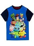 Disney Jungen Toy Story T-Shirt Blau 128