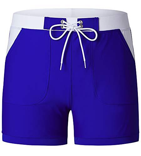 Loveternal Costumi Uomo Mare Asciugatura Veloce Pantaloncini Da Boxer Costume Da Bagno M