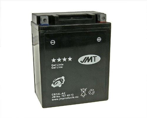 Batterie JMT GEL Line jmb14l-a2/12N14–3A für BMW C1125(2003)