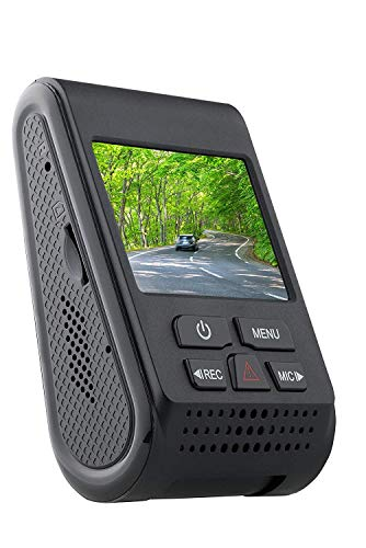 Viofo A119 Version 2 Car dashcam 1440p@30 FPS, 1080P@60 FPS Dashboard Video Recorder w/Night Vision G-Sensor Loop Recording