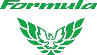 Pontiac Firebird Formula Tail Light Decal 98-02 (Green)