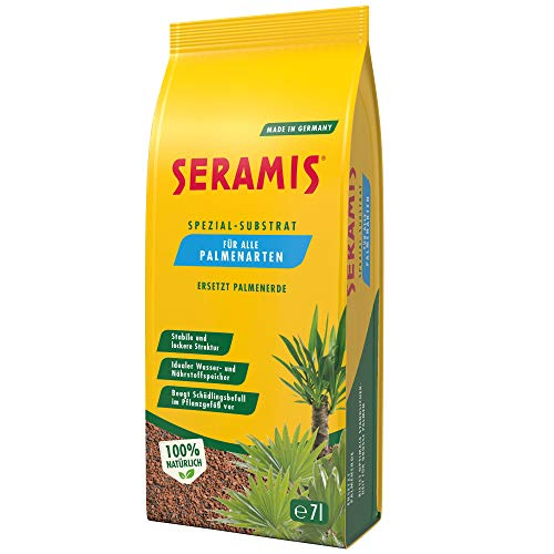 Seramis -   Ton-Granulat als