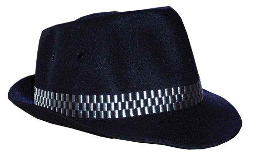 Nix Gut Trilby - Ska-Hut, schwarz, Grösse XL