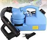 PAKASEPT Electric ULV Fogger Atomizador portátil de Volumen Pulverizador Soplador de Niebla Fina...