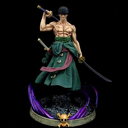 KPSHY Die Höhe der Puppe ist 39 cm. EIN Stück DREI Swordsmanship Fantasy Sauron Figuren Puppen Dekorationen Geschenke Premium Version Statuen Puppen Skulpturen