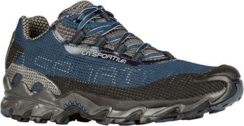 La Sportiva Men's Wildcat Trail Running Shoes, Carbon/Opal, 42.5