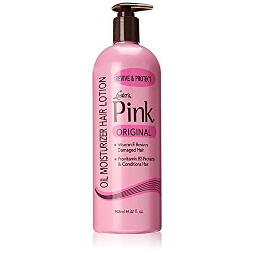 Luster's Pink Oil Moisturizer Hair Lotion, 32...