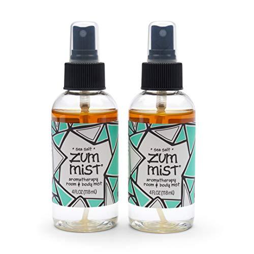 Indigo Wild Zum Mist Room and Body Spray - Sea Salt - 4 fl oz (2 Pack)