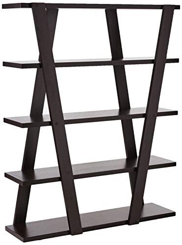 Floating Shelf Coat Rack Wall Mounted Cabinets Hanging Entryway Shelf w/ 4 Hooks Storage Cubbies Organizer White
