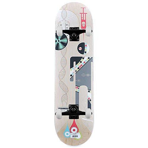 Alien Workshop Skateboard Beni danneggiati genetica Skateboard completo naturale 8.375'