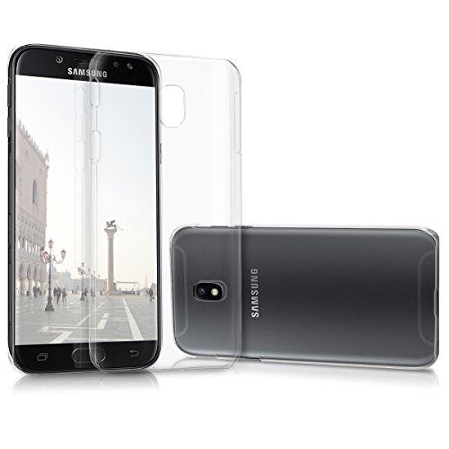 kwmobile Hülle kompatibel mit Samsung Galaxy J5 (2017) DUOS - Handyhülle - Handy Hülle in Transparent