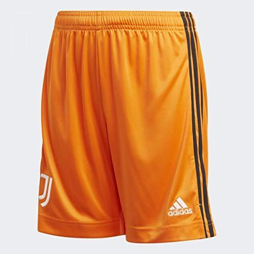 adidas Juventus FC Saison 2020/21 Juve 3 SHO und Kurze Hose Dritte Ausrüstung, Kinder XL Mehrfarbig (NARBAH)