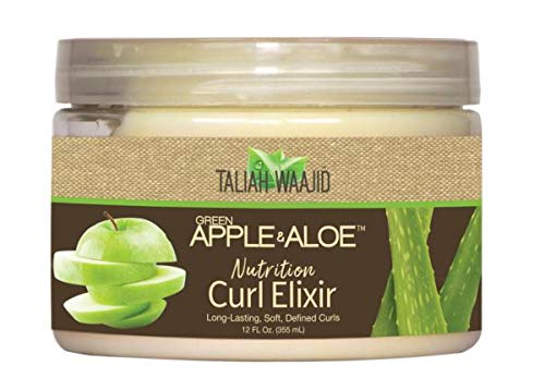Taliah Waajid Green Apple & Aloe Nutrition Curl Elixir 355ml