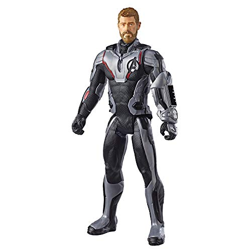 Marvel Avengers: Endgame Titan Hero Series - Figura de superhéroe Thor Action Figure
