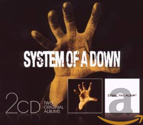 System of a Down / Steal This Album ! (Coffret 2 CD)