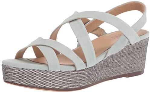 Naturalizer Women's Unique Wedge Sandals, Soft Mint, 9