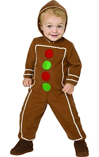 ORION COSTUMES Child Gingerbread Man Costume