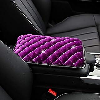 Asiento manera del diamante de seda del hielo del coche de la cubierta del amortiguador de asiento auto universal estilo del asiento de coche transpirable frente del coche accesorios del coche del pro