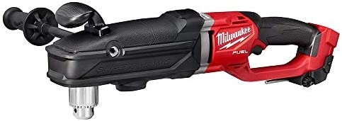 Milwaukee 2809 20 M18 FUEL 18 Volt Lithium Ion Brushless Cordless GEN 2 Super Hawg 1 2 in Right product image