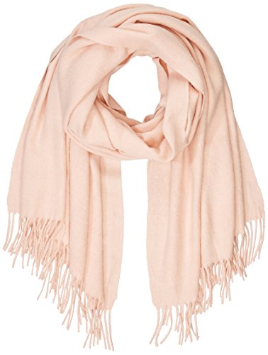 PIECES Damen PCJIRA WOOL SCARF NOOS Schal, Rosa (Cameo Rose), One Size
