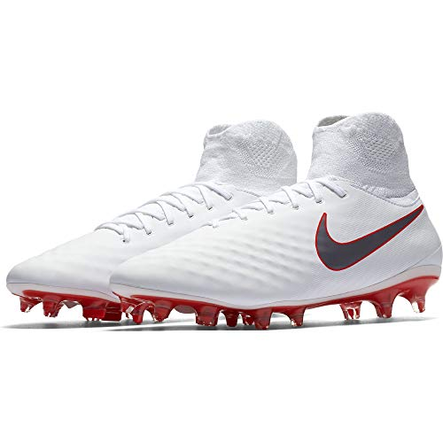 Nike Magista Obra 2 PRO DF FG AH7308 107, Scarpe da Calcio Unisex-Adulto, Multicolore (Indigo 001), 44 EU