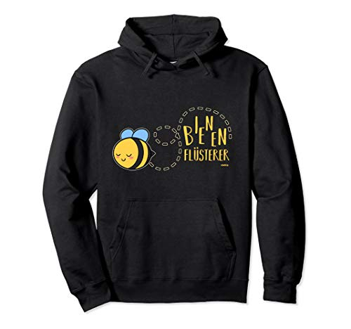 Biene Flüsterer Lustig Geschenk Imker Bienenzüchter Pullover Hoodie