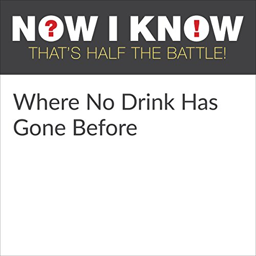 Where No Drink Has Gone Before cover art