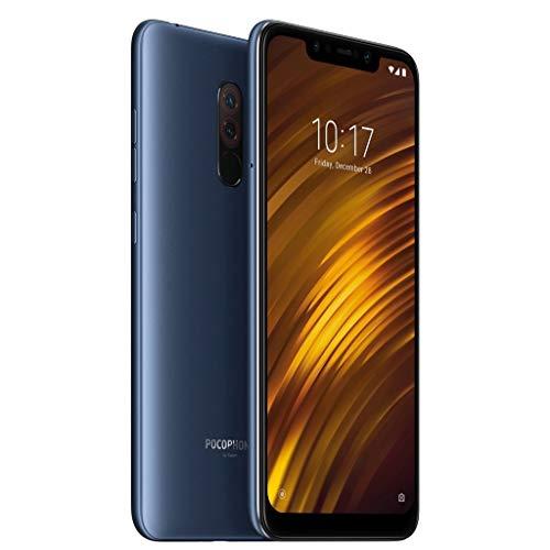 Pocophone F1 64GB 6GB RAM Dual Kamera 6.18 LTE Factory Smartphone Für Xiaomi