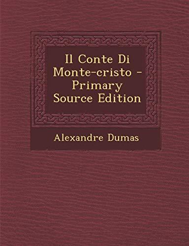 Il Conte Di Monte-cristo