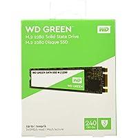 Western Digital WD Verde Internal SSD M.2 SATA, Verde, 240 GB