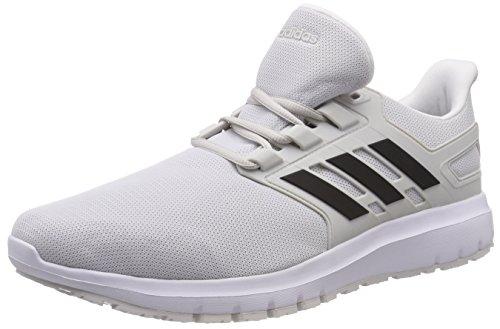 adidas Energy Cloud 2.0, Zapatillas de Running Hombre, Gris (Greone/cblack/ftwwht), 38 2/3 EU