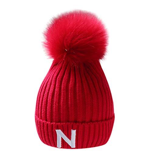 unisexe et dhiver pour b/éb/é ASAP CHIC Chapeau tricot/é pour b/éb/é