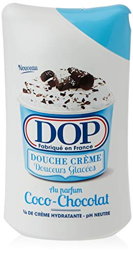 DOP Gel Douche Crème Douceurs Glacées Coco - Chocolat 250 ml