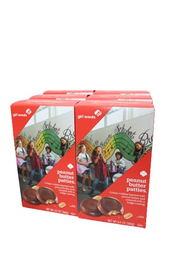 Girl Scouts Cookies NEW – Handmade Sales results No. 1 Peanut Tagalongs C Butter Patties