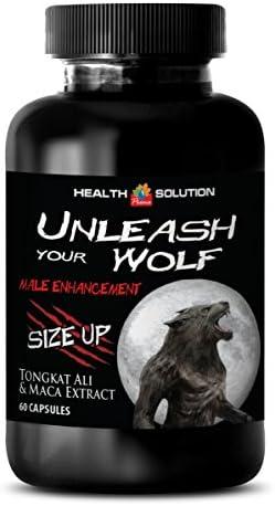 Men Enhancement Sexual Pills Size Unleash Your Wolf Male Enhancement Size UP Tongkat ali arginine product image