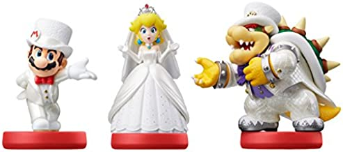 Nintendo - Amiibo Mario, Peach, Bowser (Pack De 3): Amazon.es ...