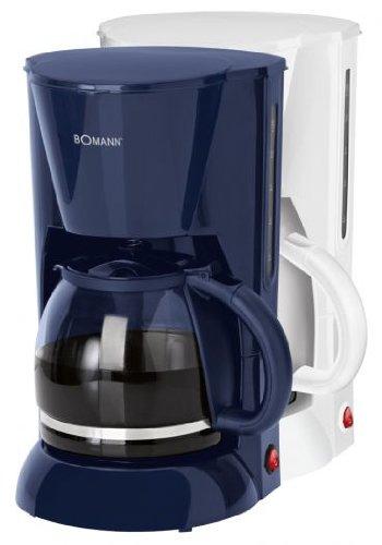 Bomann KA 183 Kaffeeautomat, weiß