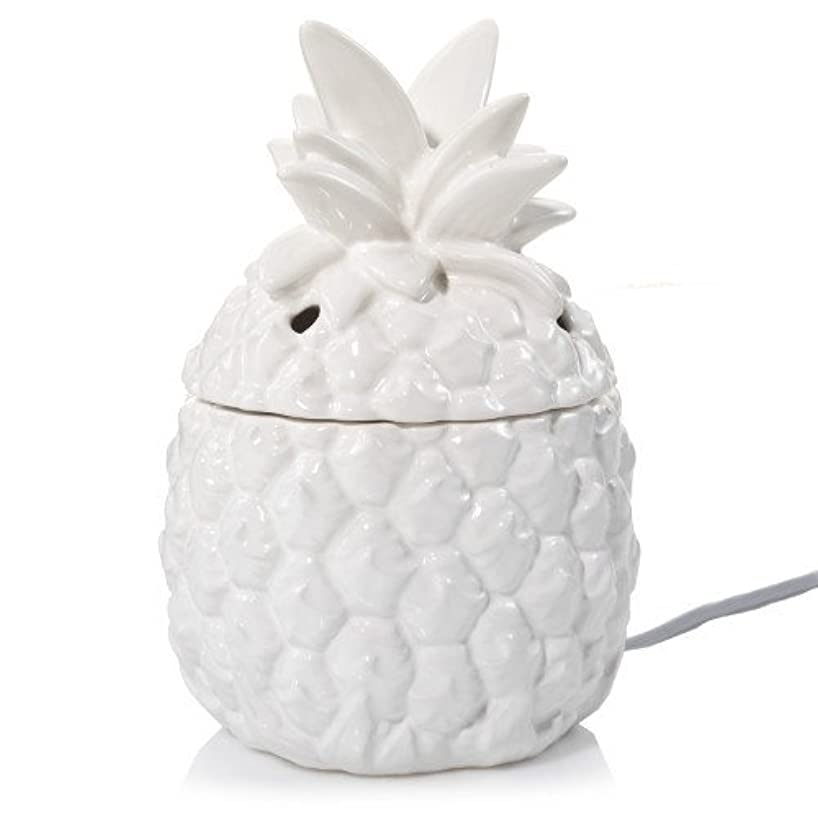 Yankee Candle Home Collection Pineapple Electric Wax Melts Warmer