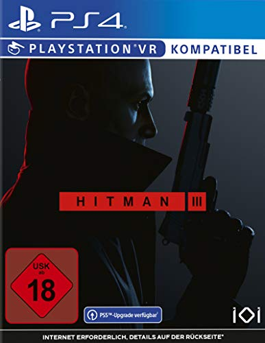HITMAN 3 (Playstation 4 / Playstation VR)