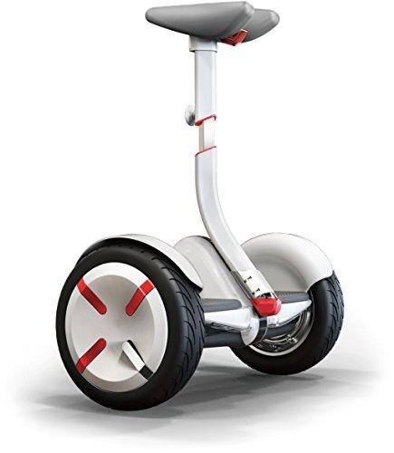 [日本PSE取得品] Segway-Ninebot(セグウェイ ナインボット) S-PRO エス プロ バランススクーター 1年保証 ホワイト 46940