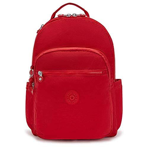Kipling Backpack Seoul Red Rouge