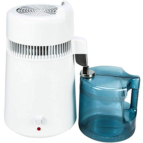 OLizee 900W 110V 6Liter 1.5Gallon Home Countertop Pure Water Distiller...