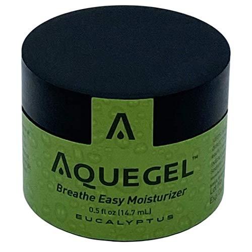 Aquegel Breathe Easy Nasal Moisturizer + Eucalyptus Essential Oil,...