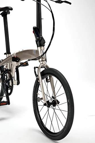 tern(ターン)2020年モデルVergeN820インチ8段変速フォールディングバイク20VRN8MGGYマットガンメタル/ダークグレー