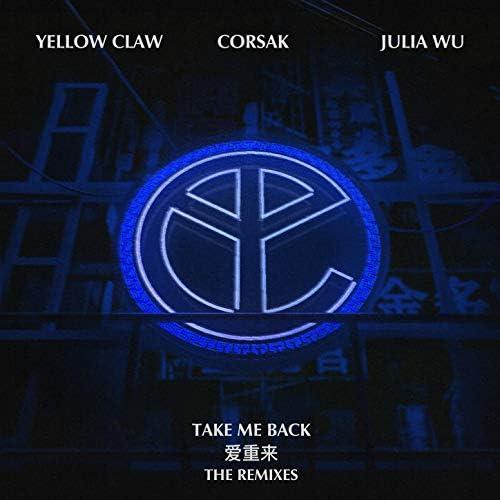Yellow Claw, CORSAK & Julia Wu